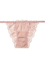 Hanky Panky Sophia stretch-corded lace briefs