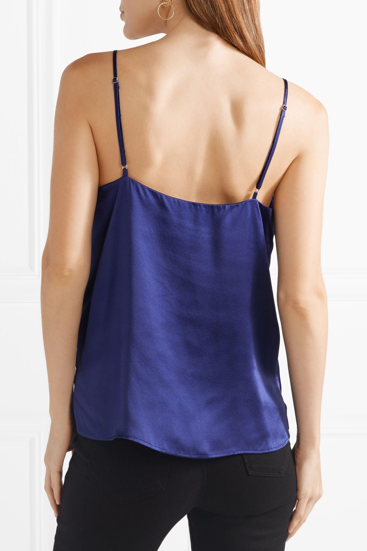 Cami NYC The Olivia silk-charmeuse camisole