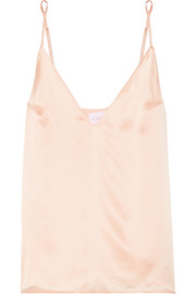 Cami NYC The Olivia silk-charmeuse camisole