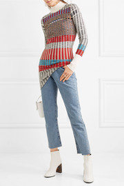 Missoni Ribbed wool-blend turtleneck sweater