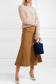 Marni Knitted turtleneck sweater