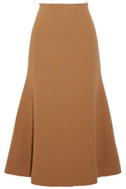 Octopus' Favorite wool midi skirt