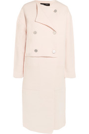 Proenza Schouler Double-breasted wool-felt coat