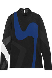 Proenza Schouler Intarsia stretch-knit sweater