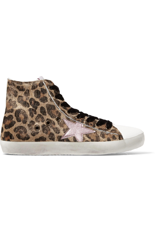 Leopard print Francy leopard-print calf