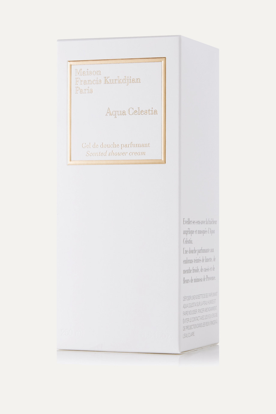 Maison Francis Kurkdjian Aqua Celestia Scented Shower Cream, 250ml