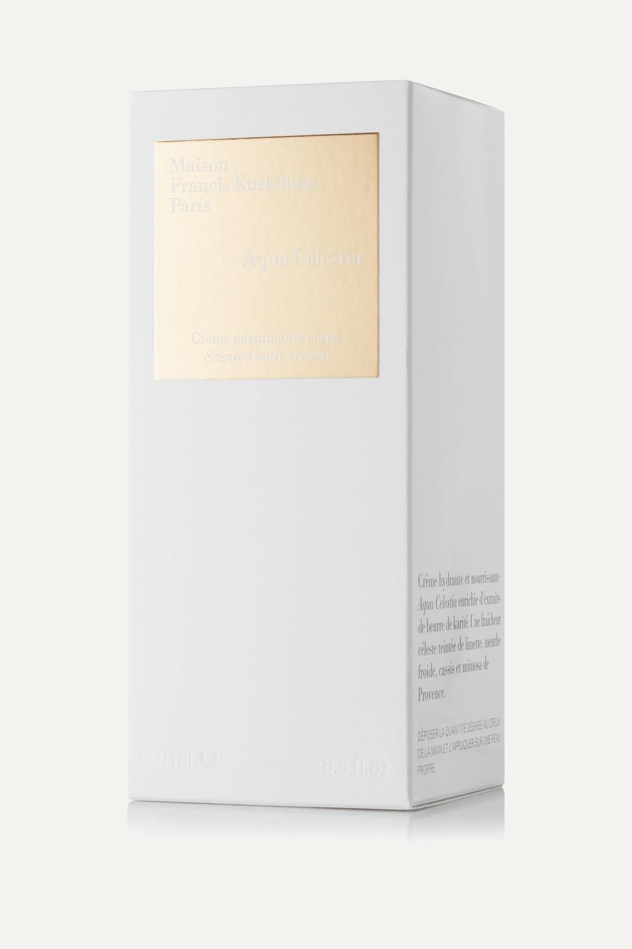Maison Francis Kurkdjian Aqua Celestia Scented Body Cream, 250ml