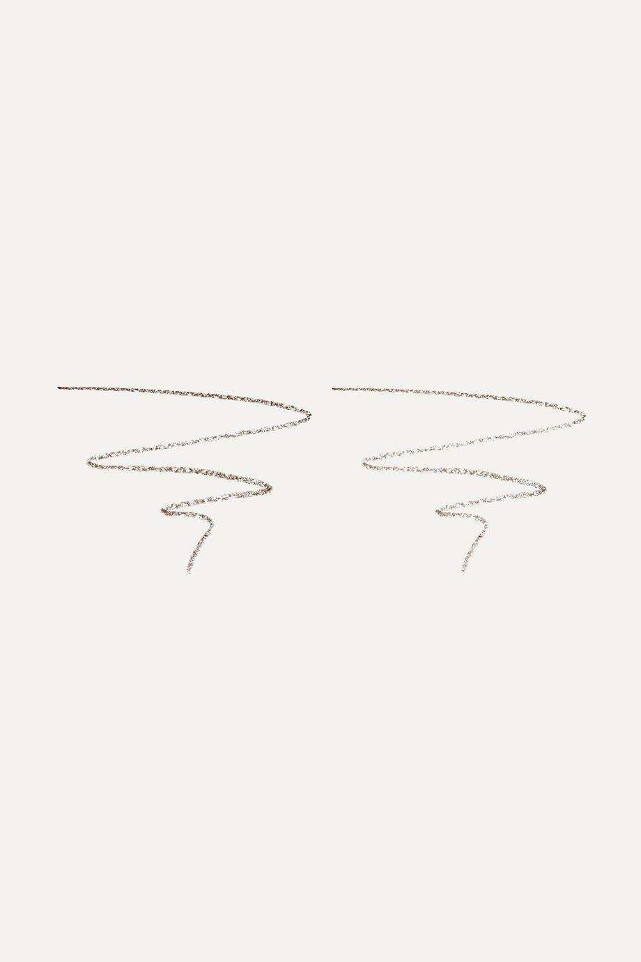 LashFood BrowFood Ultra Fine Brow Pencil Duo - Brunette