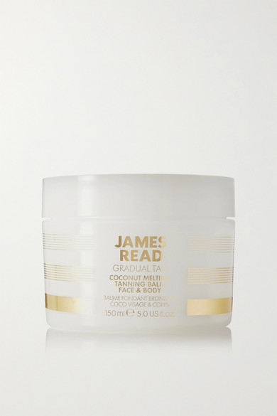 JAMES READ COCONUT MELTING TANNING BALM FACE & BODY, 150ML