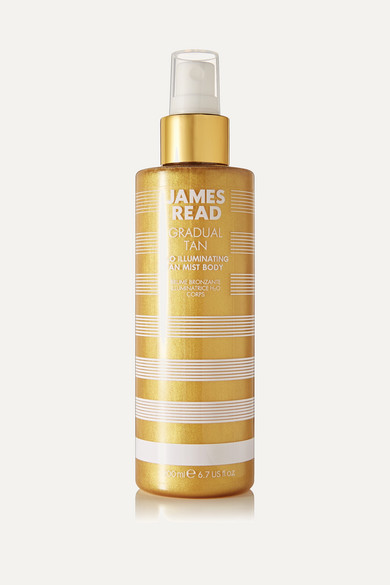 JAMES READ H2O ILLUMINATING TAN MIST, 200ML