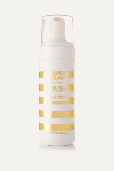 JAMES READ FOOL PROOF BRONZING MOUSSE - FACE & BODY, 100ML