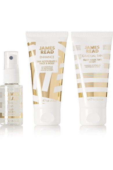 James Read - Get The Glow Discovery Kit - Tan