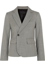 Jefferson wool blazer
