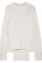 Everly ribbed cashmere sweater