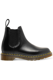 + Dr Martens leather Chelsea boots