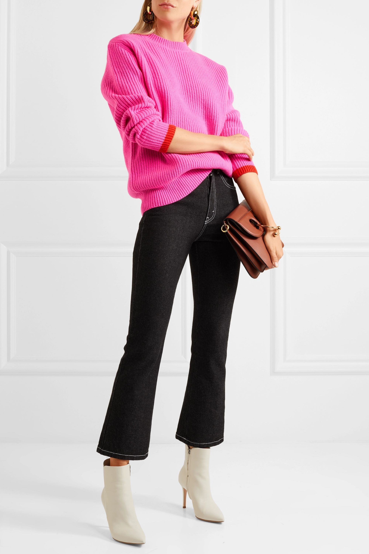 Victoria, Victoria Beckham Oversized wool sweater