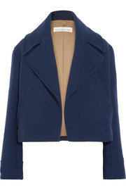 Ména cropped wool jacket