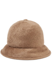 Marc Jacobs + Stephen Jones rabbit-felt cloche hat
