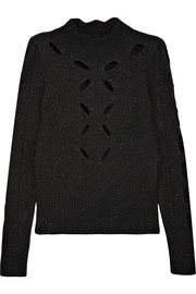 Isabel Marant Elea cutout knitted sweater
