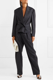Isabel Marant Miller checked wool blazer