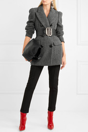 Isabel Marant Oversized double-breasted wool coat