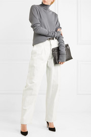 Isabel Marant Netery high-rise wide-leg jeans