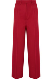 Joseph Ferrandi wool-twill wide-leg pants