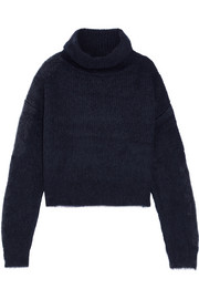 Carven Knitted turtleneck sweater