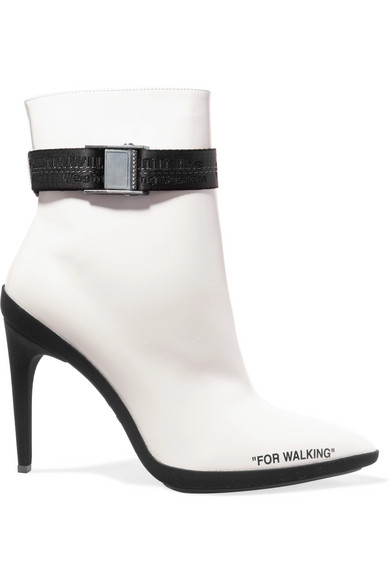 Black For Walking Stiletto Heels Off-white Outlet Free Shipping Authentic Buy Cheap Low Cost Visit New For Sale 2018 Newest Cheap Price q83rdpbxC