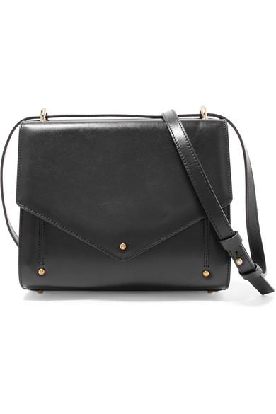 Plisse clutch bag - Black Sara Battaglia FWI4Tc