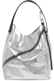 Proenza Schouler Hobo metallic leather shoulder bag