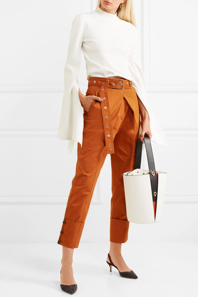 Danse Lente. Lorna mini leather tote 7f4ebf3e2d99a