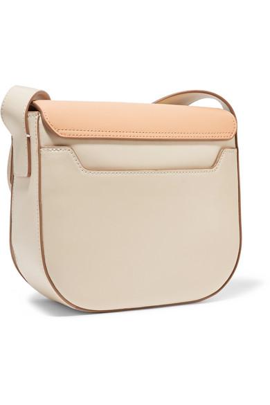 Danse Lente Spei Shoulder Bag Made Of Leather