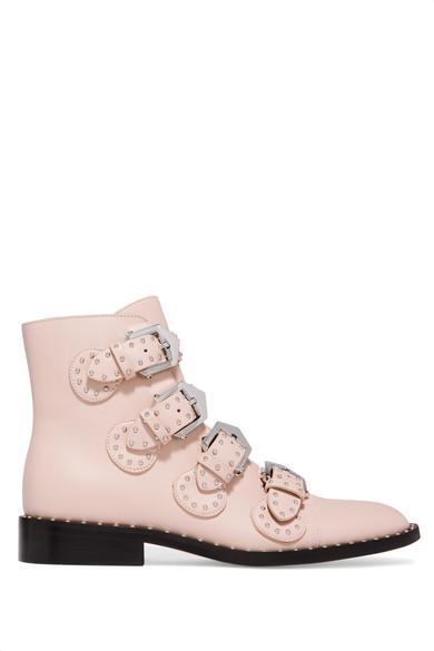 Givenchy Pink Studded Elegant Boots Coût De La Vente Prix Le Plus Bas Pas Cher Offres De Sortie AEmmI