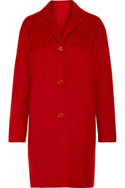 Mansur Gavriel Wool and cashmere-blend coat