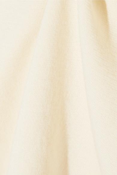 Mansur Gavriel Milano Pullover aus Merinowolle