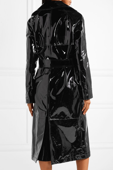 Tom Ford Patent Leather Trench Coat Net A Porter Com