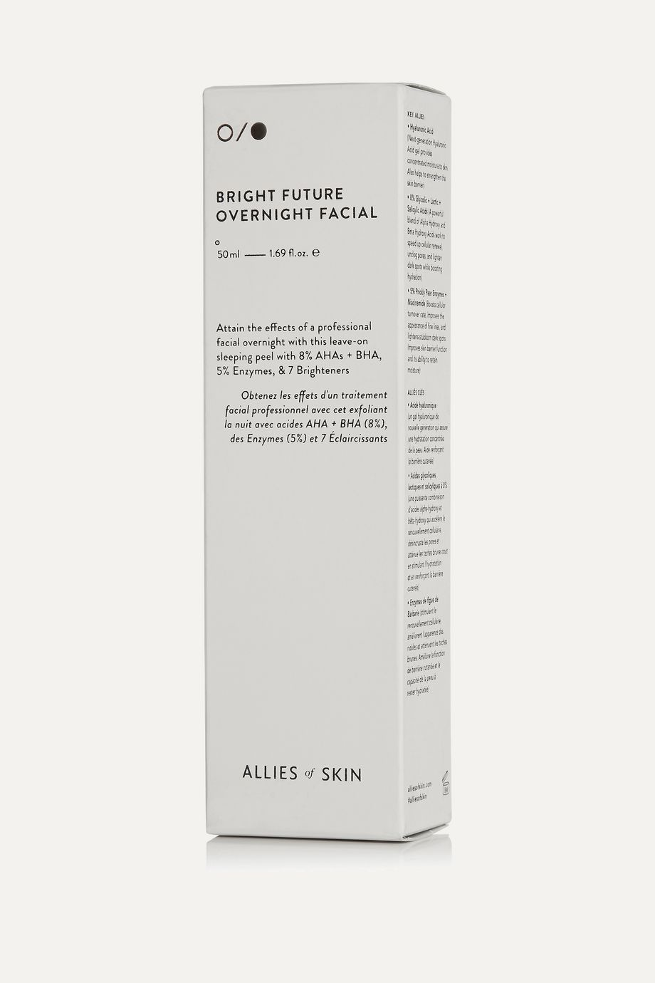 Allies of Skin Bright Future Sleeping Facial, 50ml