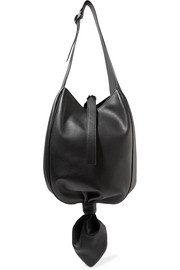 JW Anderson Knot leather shoulder bag