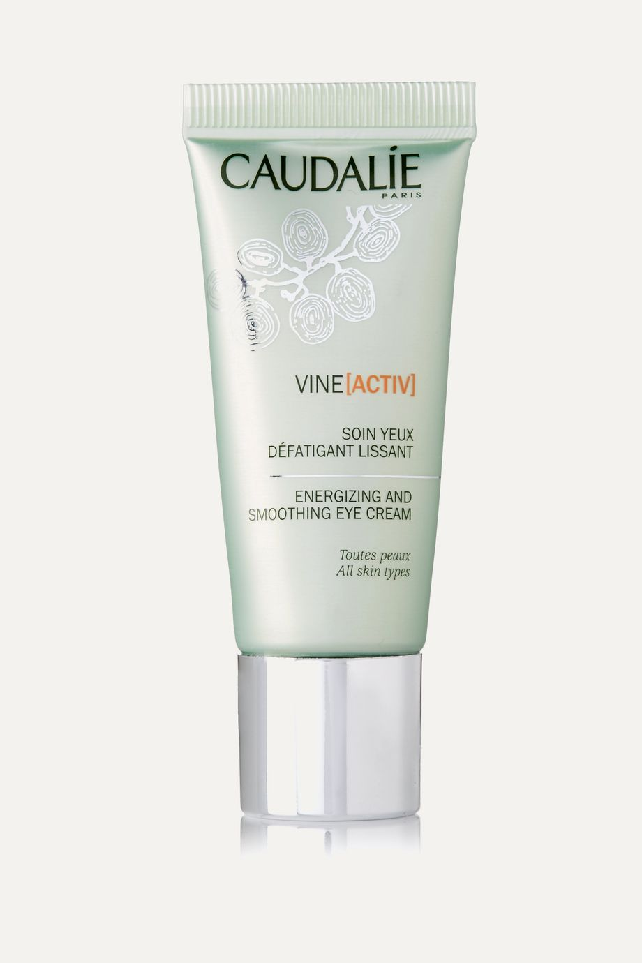 Caudalie VineActiv Energizing and Smoothing Eye Cream, 15ml