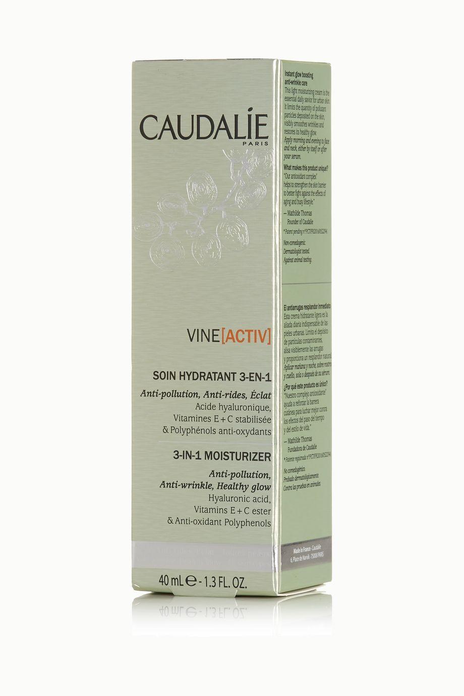 Caudalie VineActiv 3-in-1 Moisturizer, 40ml