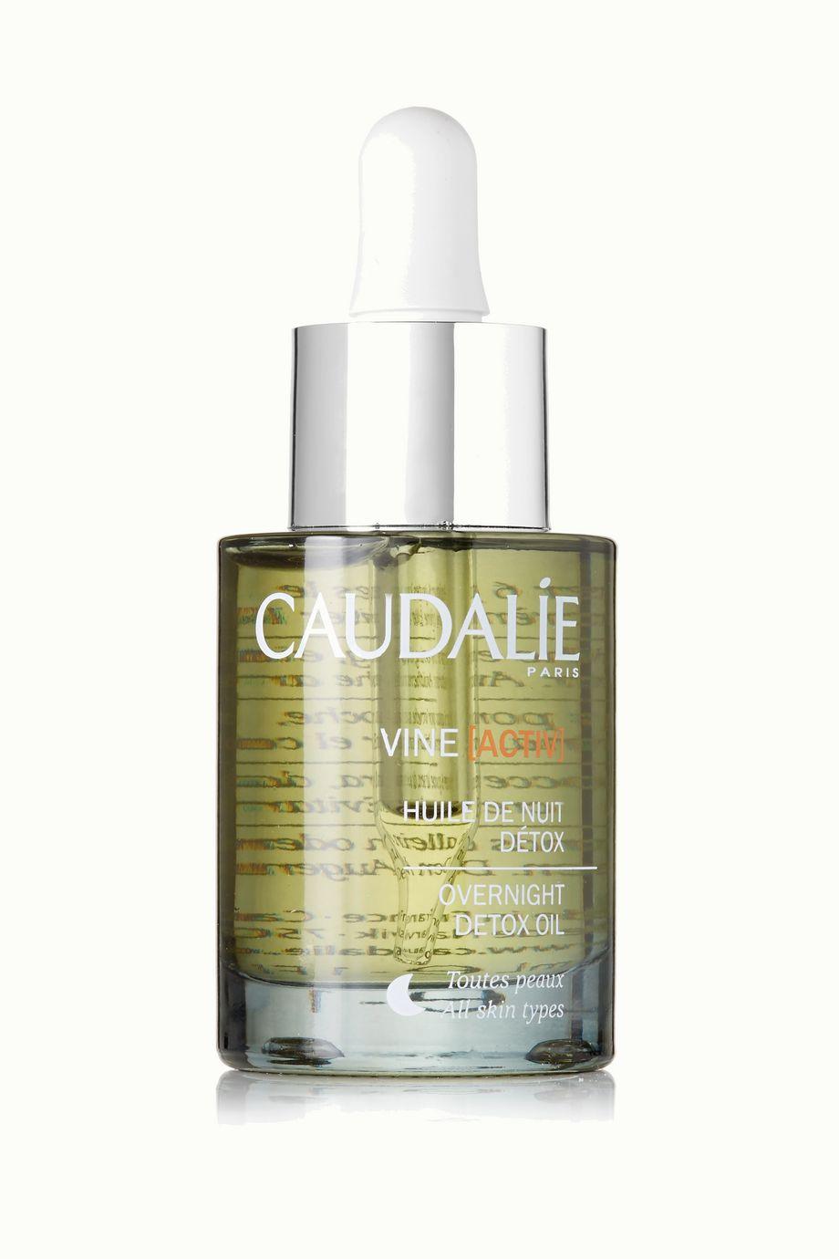 Caudalie VineActiv Overnight Detox Oil, 30ml