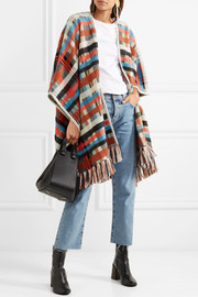 Missoni Checked knitted wrap