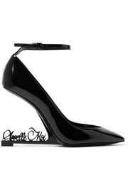 Opyum patent-leather pumps