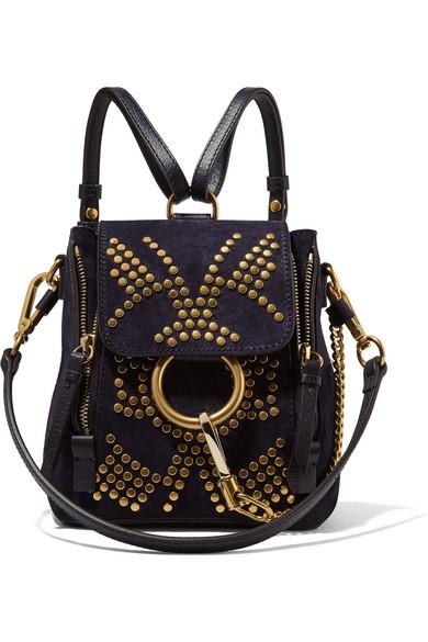 Faye Mini Studded Bag