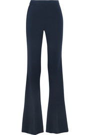 Naomi crepe flared pants