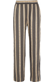 Enola striped woven pants