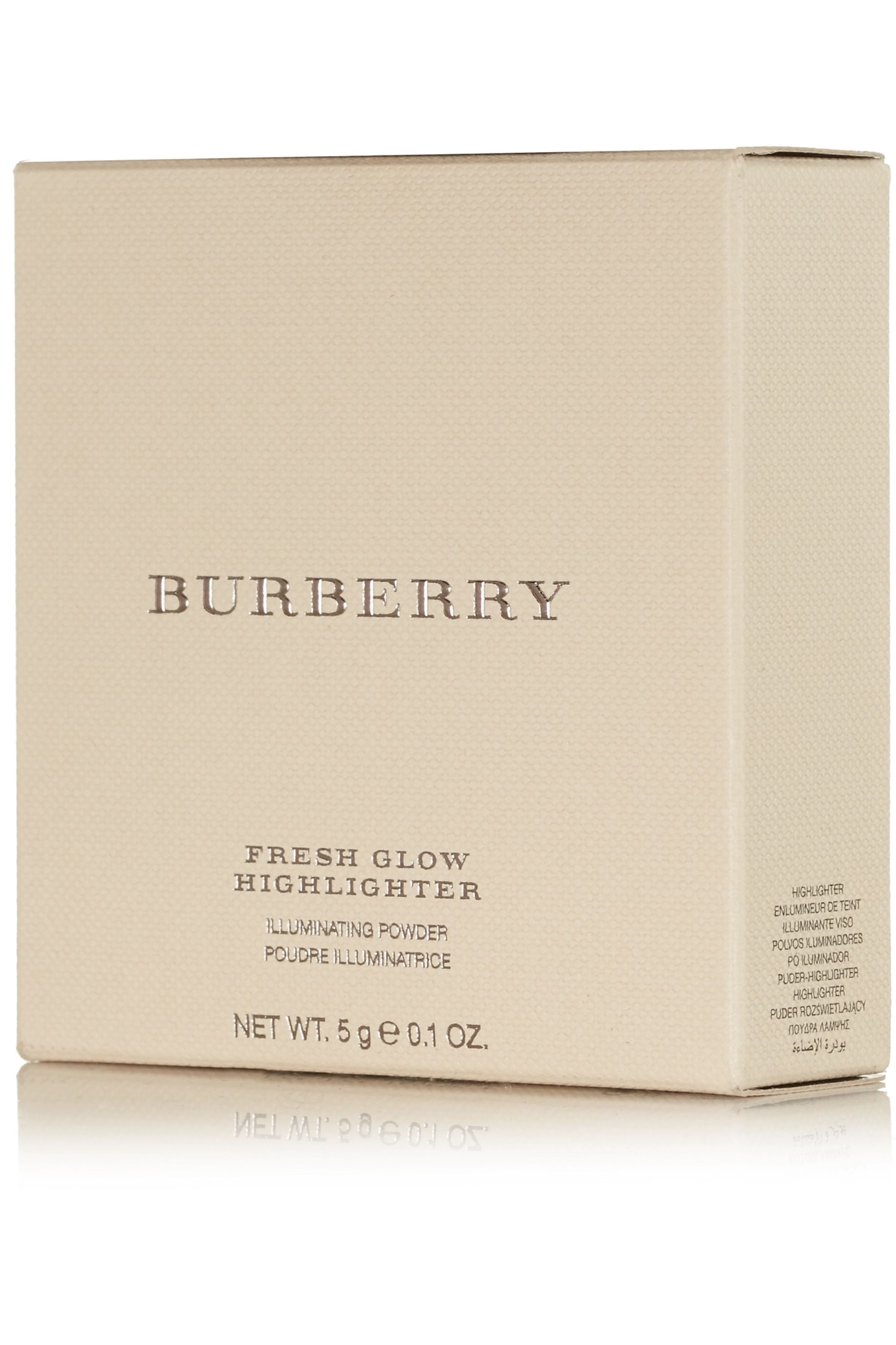 Burberry Beauty Fresh Glow Highlighter - Pink Pearl No.03