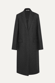 Stella McCartney Oversized split-side wool coat