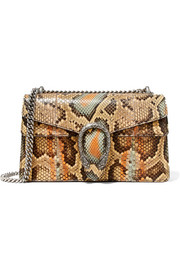 Gucci Dionysus small python shoulder bag